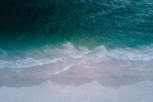 What causes the tides to rise and fall