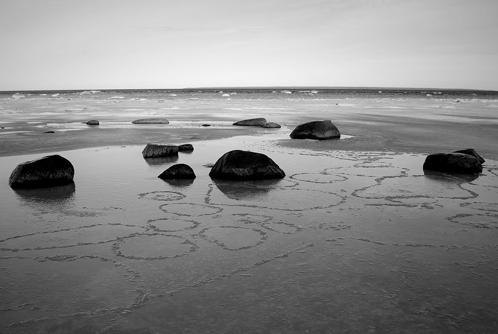 What is a mean low tide