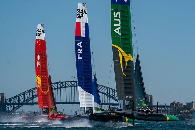 Sydney Sail GP